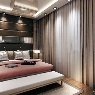 Curtain/Curtain Track/Blinds Supply and Installation