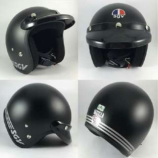 Helmet SGV Special size 62'