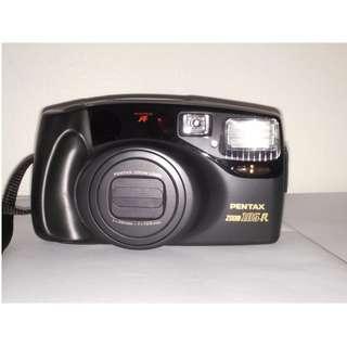 PENTAX ZOOM 105-R 35mm Point & Shoot Film Camera