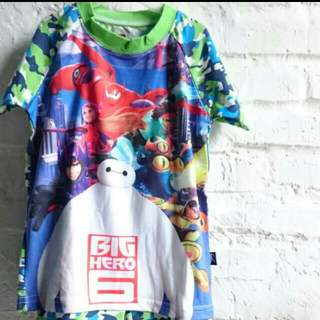 #BabyFashionSale Big Hero 6 Shirt