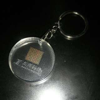 🎁 芯片鑰匙圈 #十月免購物我送你