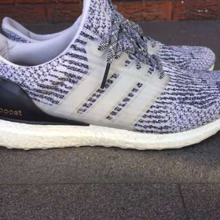 Adidas Ultra Boost Oreo 3.0 US 12