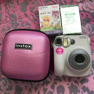Fujifilm Instax Polaroid Camera