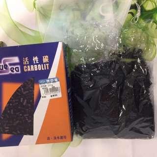 活性碳+黑土/水族魚缸用