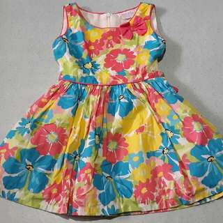 Little Miss Kids Dress