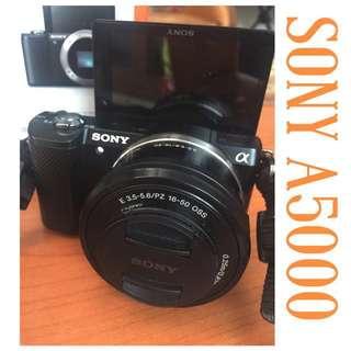 Dijual SONY A5000 Mirrorless Camera