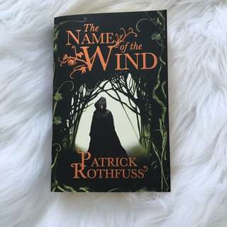 The name of the wind book