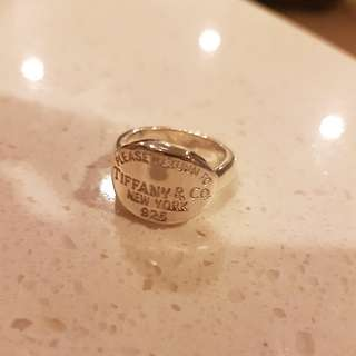 Tiffany & Co. 925 silver ring