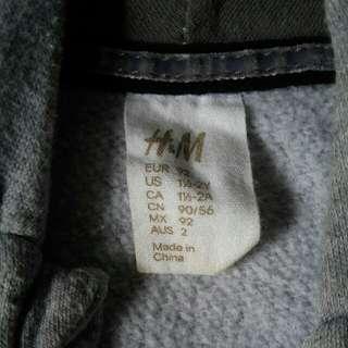 Jaket Anak H&M