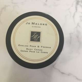 Jo Malone English pear & Freesia body Creme 15ml