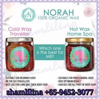Organic Wax By Norah Beautyline