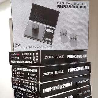 Digital Scale Professional-Mini