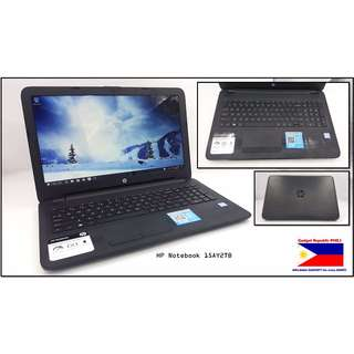 Affordable Office/Movies/Browsing Laptop HP Notebook 15-AY
