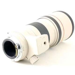 Canon EF L lens 300 mm f4