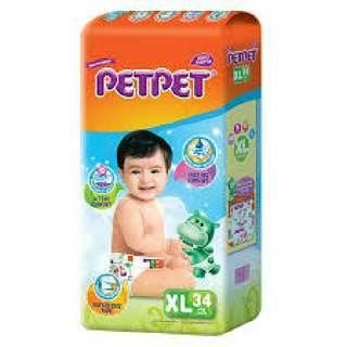Petpet XL34