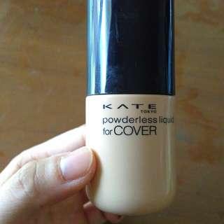 Kate無痕美顏粉底液 Kate粉底液