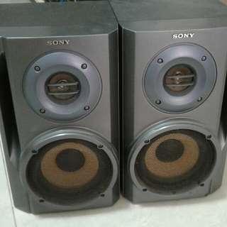 sony speaker ftom Japan.solid sound