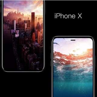 iPhoneX $97/month