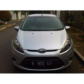 Ford Fiesta Trend 1.4cc Automatic Th.2012