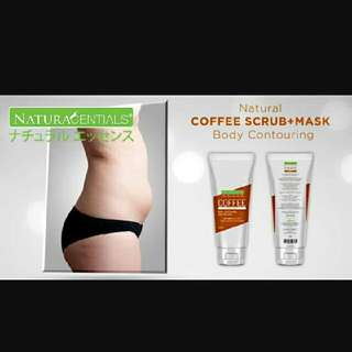 Naturacentials Coffee Scrub