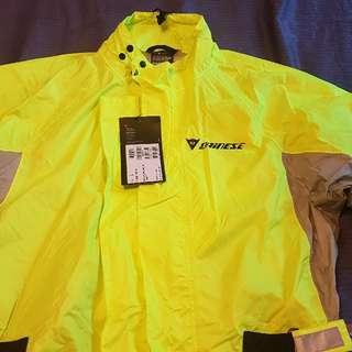 BNWT Dainese Raincoat