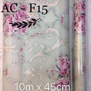 Waterproof Wallpaper Design