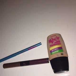 Australis makeup
