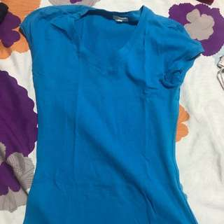 V neck t-shirts (bought in surplus store)