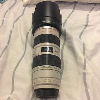 Canon 70 200 Is F2.8