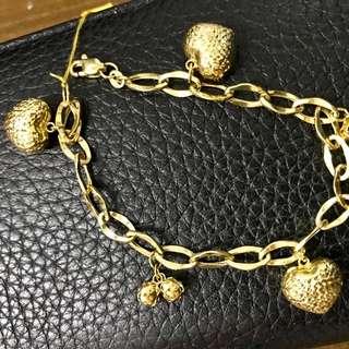 18K Charm Bracelet