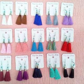 Sale! Tassel earings