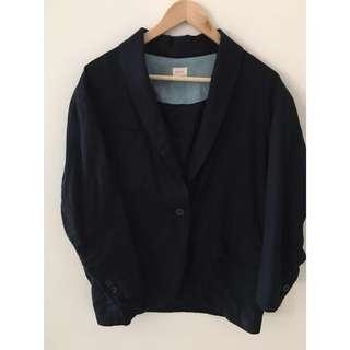 Gorman Boyfriend Jacket Size 8