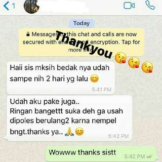 Testimoni Mode Pressed Powder