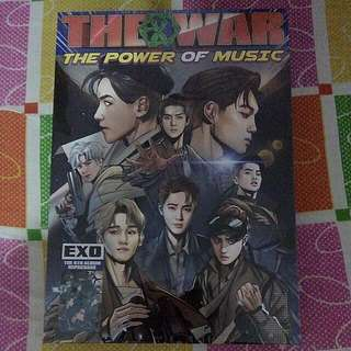 EXO - THE POWER OF MUSIC [4TH REPACKAGE ALBUM] [KOR. VER]