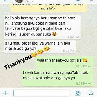 Testimoni Mode Lipcream
