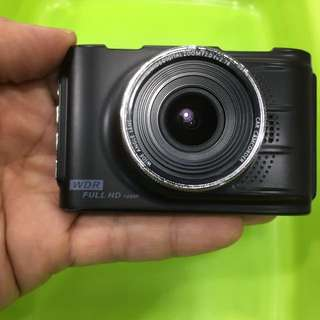 Car Camera Full HD - Metallic Body