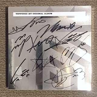 TOPP DOGG Signed Album