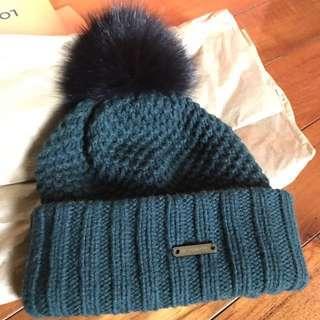 🚚 Burberry fur毛帽