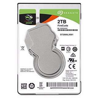 [IN STOCKS] Seagate FireCuda 2TB  ST2000LX001 7mm Hard Disk Drive