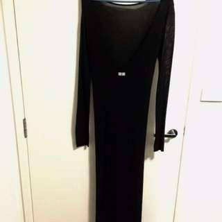 KSUBI knit maxi dress