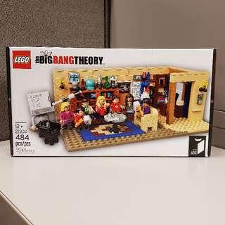 Lego 21302 Big Bang Theory