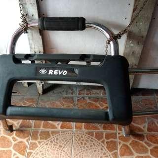Revo bullbar bumper