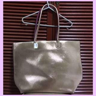 Bath & Body Works Rose Gold Bag