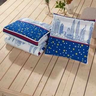2 Ways Pillow Blanket