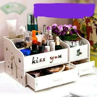 Tempat Kosmetik / Tissue Box / Tempat Tissue Untuk Ruang Tamu / Kotak Kosmetik