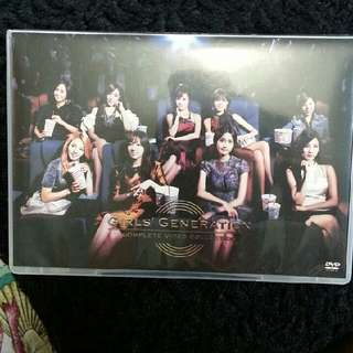 Girls' Generation: Complete Video Collection