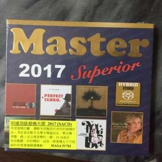 2017發燒碟精選(sacd)