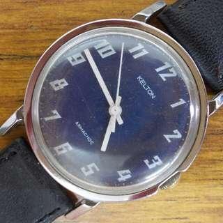 Vintage Kelton Winding Watch