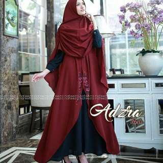 Set Dress +Khimar