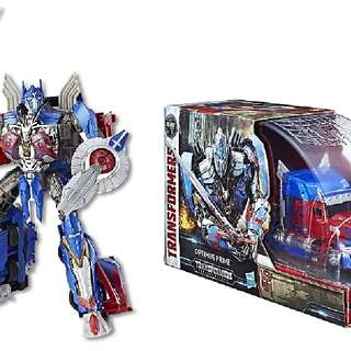 Transformers: The Last Knight - Voyager - Optimus Prime (SDCC 2017 Exclusive)